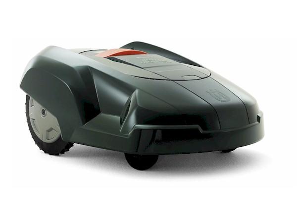 Robot cortacesped automower 220 ac blauden electronics - Cortacesped automatico precio ...