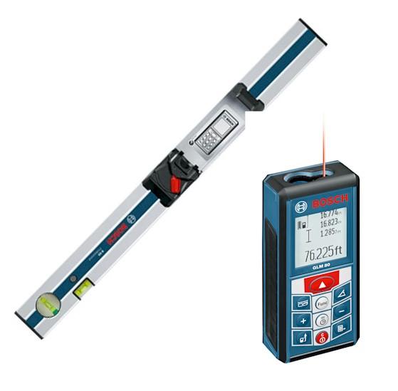 Medidor l ser bosch glm 80 profesional nivel burbuja r - Medidor laser bosch ...