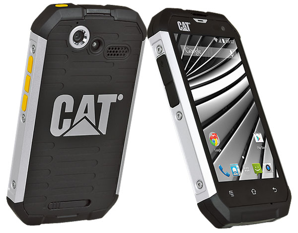 Caterpillar B15Q, Smartphone ultra-robusto Android 4.4