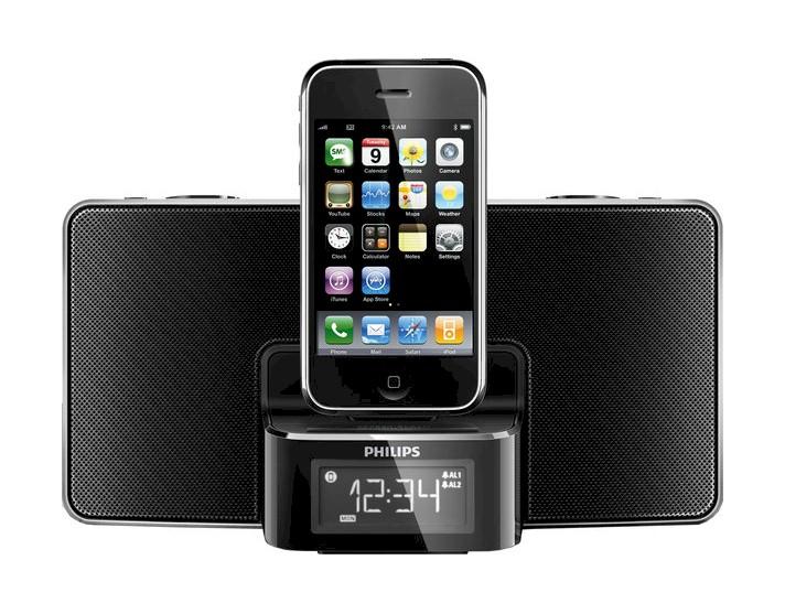 Base Despertador Iphone