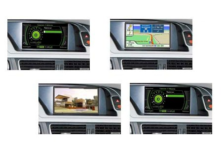 interface multimedia midlcd2 para audi a4 a5 y q5 con. Black Bedroom Furniture Sets. Home Design Ideas