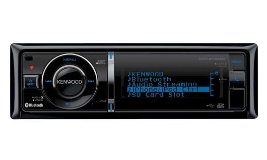 autoradio kenwood kdc bt92sd bluetooth usb mp3 y control de ipod blauden electronics. Black Bedroom Furniture Sets. Home Design Ideas