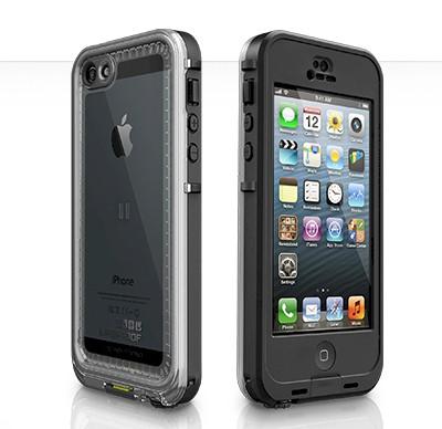 Funda protectora lifeproof nud negra iphone 5 blauden electronics - Fundas lifeproof ...