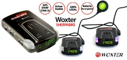 woxter sherpa pro gps:
