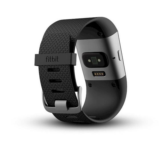 SmartWatch Fitbit Surge negro, talla grande