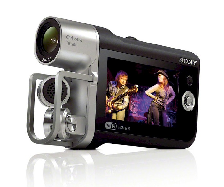 Grabadora Sony HDR-MV1 Music Video recorder