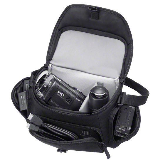 Bolsa Sony LCS-U21 para videocámaras | Blauden Electronics