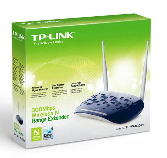 Repetidor wifi tp link tl wa830re 20dbm 2 antenas - Repetidor tp link ...