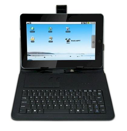 funda con teclado para tablet point of view tablet 10. Black Bedroom Furniture Sets. Home Design Ideas