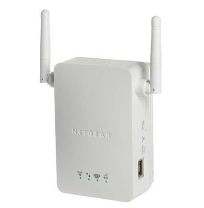 Repetidor wifi netgear wn3000rpt para toma de enchufe - Repetidor de wifi ...