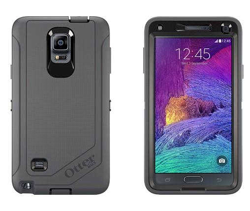 1626867256d Funda Robusta OtterBox Defender para Galaxy Note 4 negra   Blauden ...