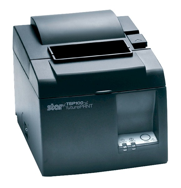 Impresora Star Tsp100 Usb De Tickets Y Recibos Blauden