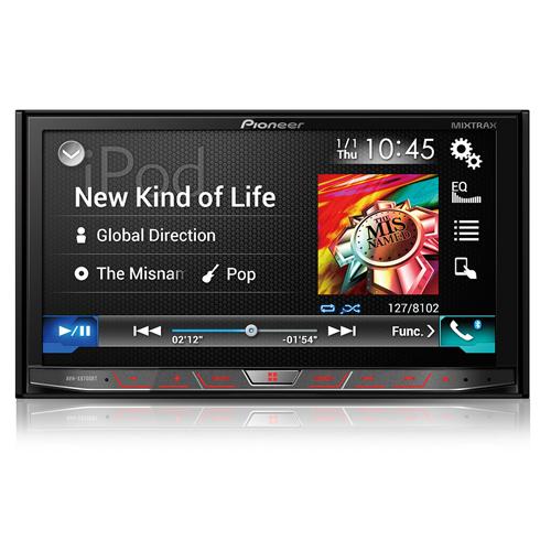 pioneer avh x8700bt radio cd dvd multimedia con car play y android auto blauden electronics. Black Bedroom Furniture Sets. Home Design Ideas