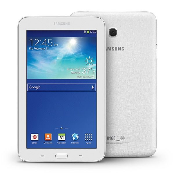 samsung galaxy tab 3 lite t110 7 0 8gb wifi blanco blauden electronics. Black Bedroom Furniture Sets. Home Design Ideas