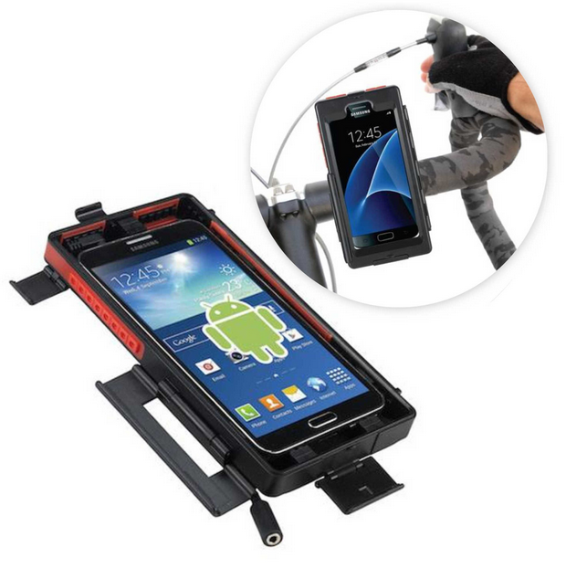 soporte bicicleta tigra smart 4 para galaxy s7 blauden electronics. Black Bedroom Furniture Sets. Home Design Ideas